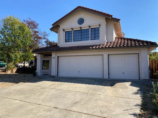 203 Devonshire Court, Vallejo, CA 94591 (#22026400) :: Team O'Brien Real Estate