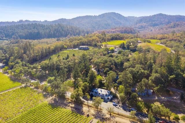 3431 Saint Helena Hwy N, St. Helena, CA 94574 (#22026420) :: Rapisarda Real Estate
