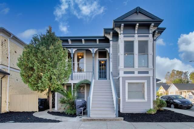 501 Morgan Street, Suisun City, CA 94585 (#22026422) :: Team O'Brien Real Estate