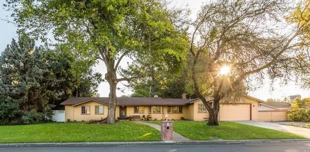 202 Paseo Arboles, Fairfield, CA 94534 (#22026423) :: Intero Real Estate Services