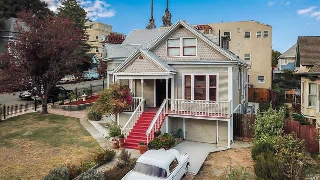 802 Virginia Street, Vallejo, CA 94590 (#22026442) :: Hiraeth Homes