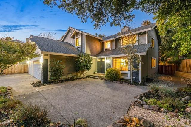 380 Baile De Ciervos, Santa Rosa, CA 95403 (#22026446) :: Golden Gate Sotheby's International Realty