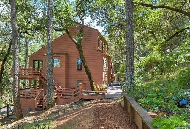 821 Wild Oak Drive, Santa Rosa, CA 95409 (#22026507) :: HomShip