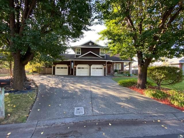 2516 Martingale Court, Santa Rosa, CA 95401 (#22026556) :: HomShip
