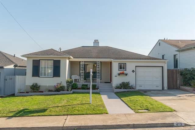 413 Hazelwood Drive, So. San Francisco, CA 94080 (#22026563) :: Hiraeth Homes