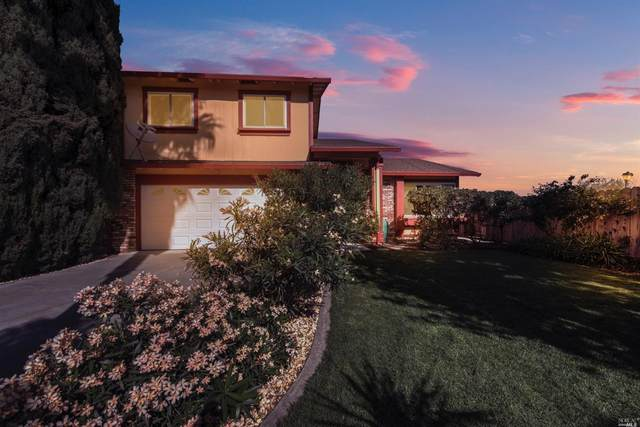 838 Brookdale Court, Fairfield, CA 94534 (#22026589) :: Hiraeth Homes
