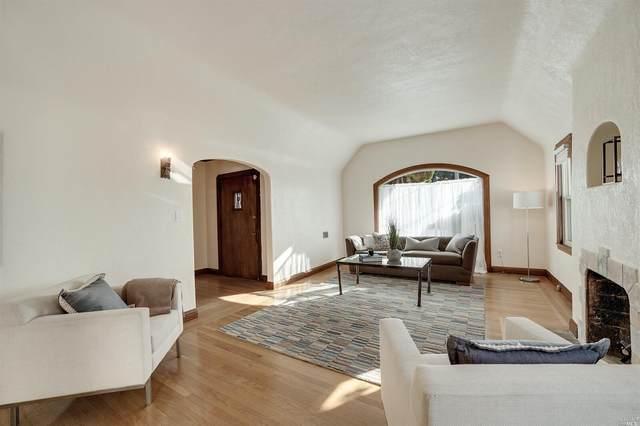 3663 Delmont Avenue, Oakland, CA 94605 (#22026591) :: Rapisarda Real Estate
