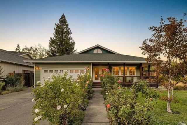 1911 Emerald Drive, Calistoga, CA 94515 (#22026599) :: Golden Gate Sotheby's International Realty