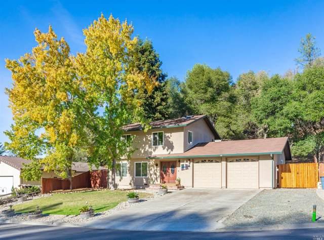 116 Parkview Lane, Napa, CA 94558 (#22026625) :: Lisa Perotti | Corcoran Global Living