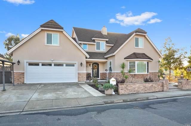 119 Creekview Drive, Vallejo, CA 94591 (#22026657) :: Lisa Perotti | Corcoran Global Living
