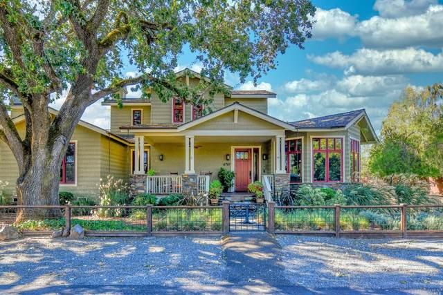 6761 Jefferson Street, Yountville, CA 94599 (#22026663) :: Hiraeth Homes