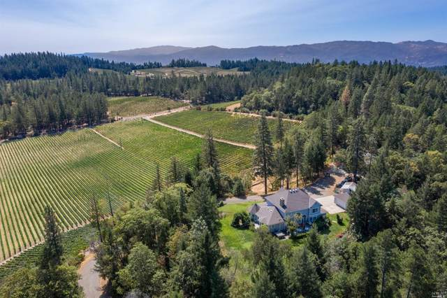 700 Las Posadas Road, Angwin, CA 94508 (#22026736) :: Rapisarda Real Estate