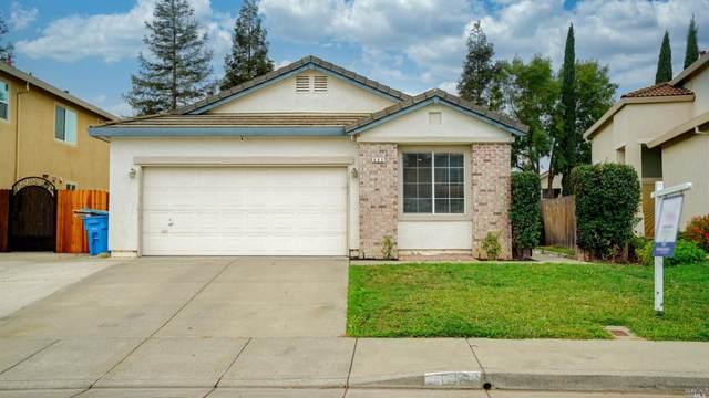 885 Sapphire Circle, Vacaville, CA 95687 (#22026757) :: Hiraeth Homes