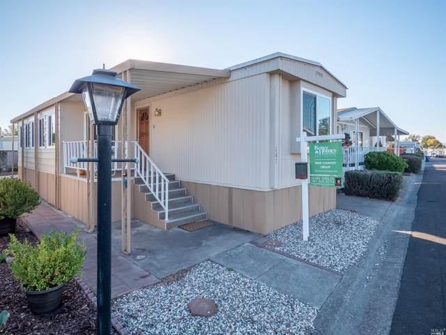607 Colonial Park Drive, Santa Rosa, CA 95403 (#22026838) :: HomShip