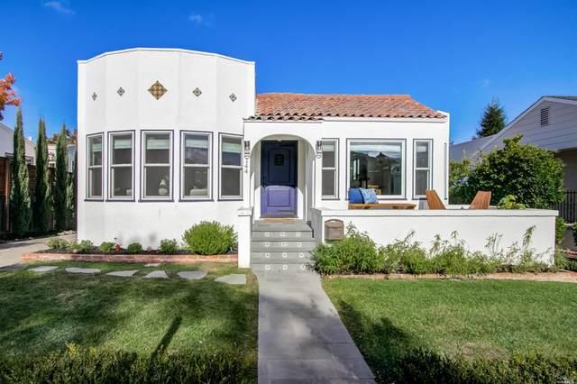 144 Morningside Drive, San Anselmo, CA 94960 (#22026862) :: Golden Gate Sotheby's International Realty