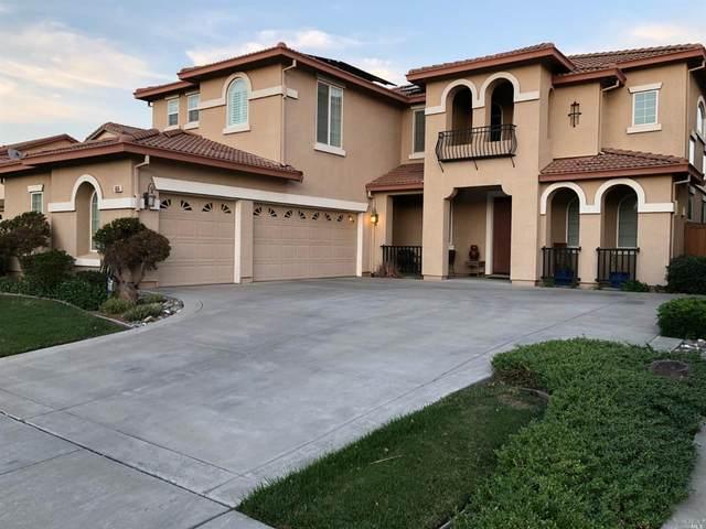656 Canterbury Circle, Vacaville, CA 95687 (#22026890) :: Hiraeth Homes