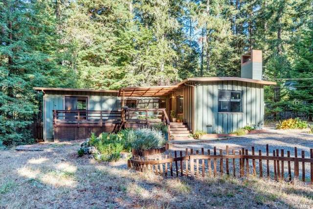 46070 Pacific Woods Road, Gualala, CA 95445 (#22026895) :: Lisa Perotti | Corcoran Global Living