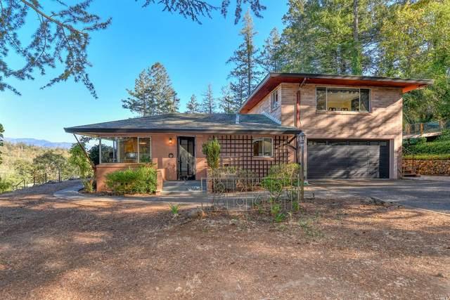 309 Shaw Williams Road, Calistoga, CA 94515 (#22026929) :: Lisa Perotti | Corcoran Global Living