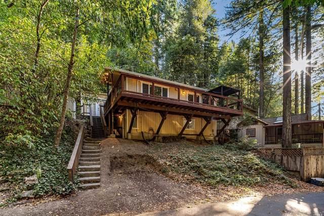 14656 Canyon 1 Road, Guerneville, CA 95446 (#22027003) :: HomShip