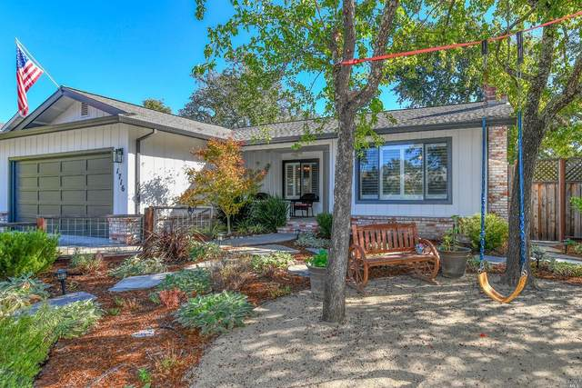 1716 Maggie Avenue, Calistoga, CA 94515 (#22027047) :: Golden Gate Sotheby's International Realty