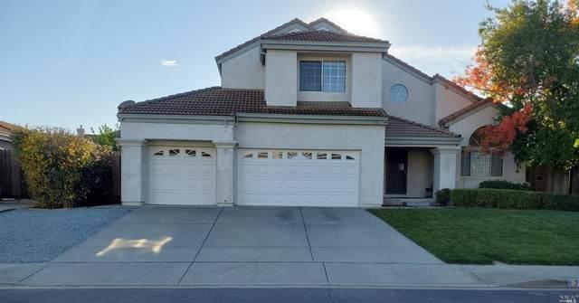 724 Bundoran Way, Vacaville, CA 95688 (#22027048) :: Hiraeth Homes