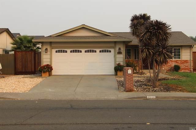 1316 Pintail Drive, Suisun City, CA 94585 (#22027051) :: Lisa Perotti | Corcoran Global Living