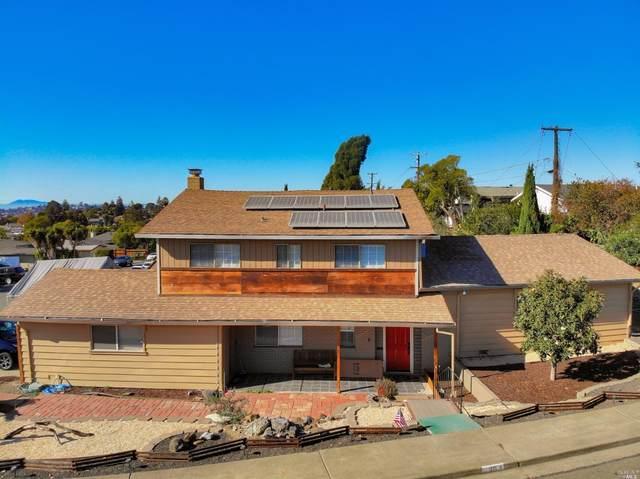 311 Cima Drive, Vallejo, CA 94589 (#22027063) :: Team O'Brien Real Estate