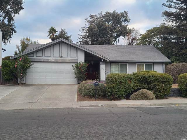 356 Robles Way, Vallejo, CA 94591 (#22027081) :: Corcoran Global Living