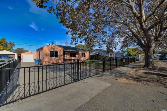 2924 Georgia Street, Vallejo, CA 94591 (#22027145) :: Lisa Perotti | Corcoran Global Living