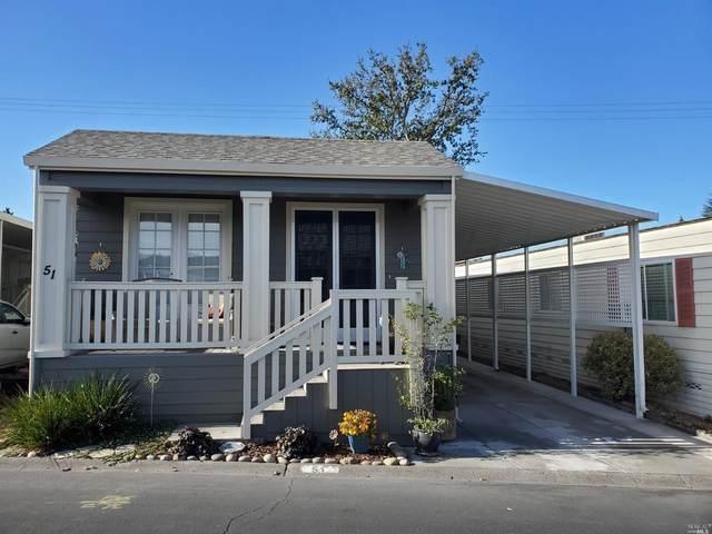 51 Redwing Drive, Santa Rosa, CA 95409 (#22027148) :: Hiraeth Homes