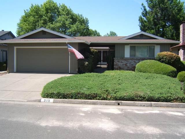 319 Twin Lakes Drive, Santa Rosa, CA 95409 (#22027182) :: Hiraeth Homes