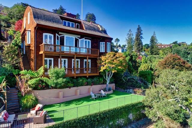 310 Beach Road, Belvedere, CA 94920 (#22027187) :: Hiraeth Homes