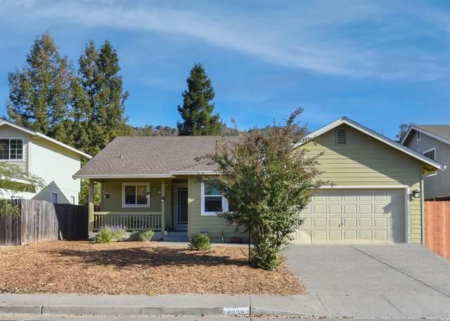 2008 High Rocks Drive, Calistoga, CA 94515 (#22027200) :: Lisa Perotti | Corcoran Global Living