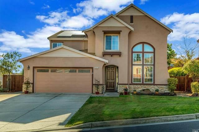 2813 Olivewood Lane, Vallejo, CA 94591 (#22027204) :: Intero Real Estate Services
