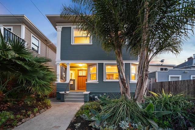 1842 Channing Way, Berkeley, CA 94703 (#22027322) :: Hiraeth Homes