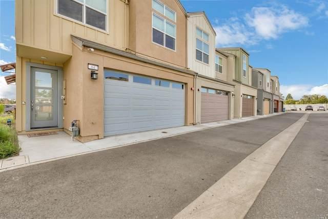 64 Haworth Way, Santa Rosa, CA 95407 (#22027371) :: Hiraeth Homes