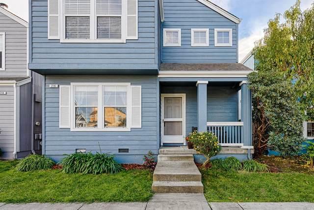 216 Anteeo Way, Santa Rosa, CA 95407 (#22027386) :: Hiraeth Homes