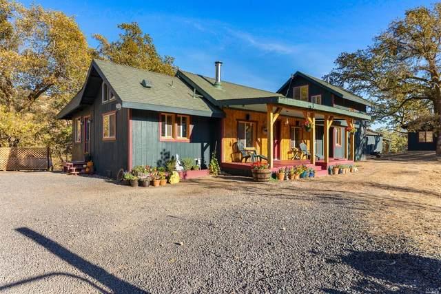 15800 Lakeshore Drive, Willits, CA 95490 (#22027408) :: Intero Real Estate Services