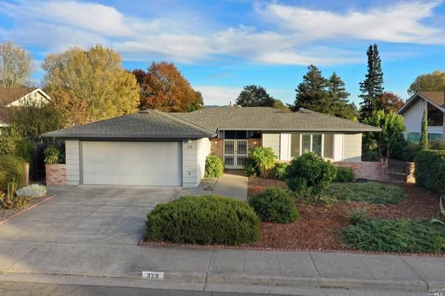 328 Mountain Vista Court, Santa Rosa, CA 95409 (#22027454) :: Hiraeth Homes