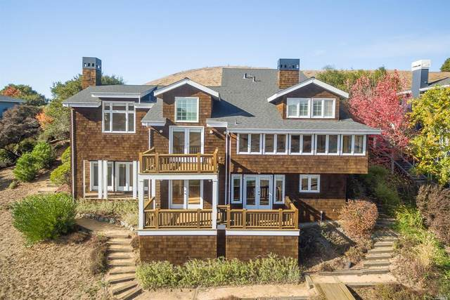 10 Indian Rock Court, Tiburon, CA 94920 (#22027521) :: Jimmy Castro Real Estate Group