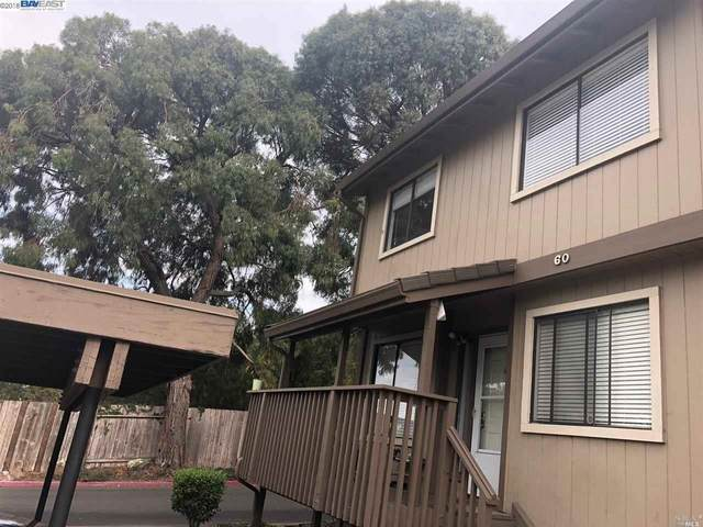 3430 San Pablo Dam Road #60, San Pablo, CA 94803 (#22027537) :: Hiraeth Homes