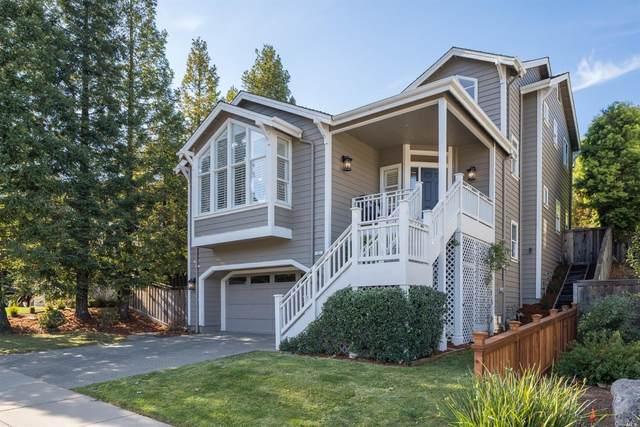 7 Meadow Ridge Drive, Corte Madera, CA 94925 (#22027553) :: W Real Estate | Luxury Team