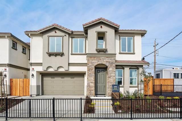 2107 Parsons Drive, Fairfield, CA 94533 (#22027554) :: Hiraeth Homes