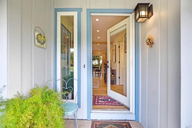 122 Vineyard Circle, Sonoma, CA 95476 (#22027563) :: Lisa Perotti | Corcoran Global Living