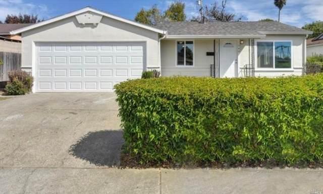 140 Simonton Street, Vallejo, CA 94589 (#22027645) :: Hiraeth Homes