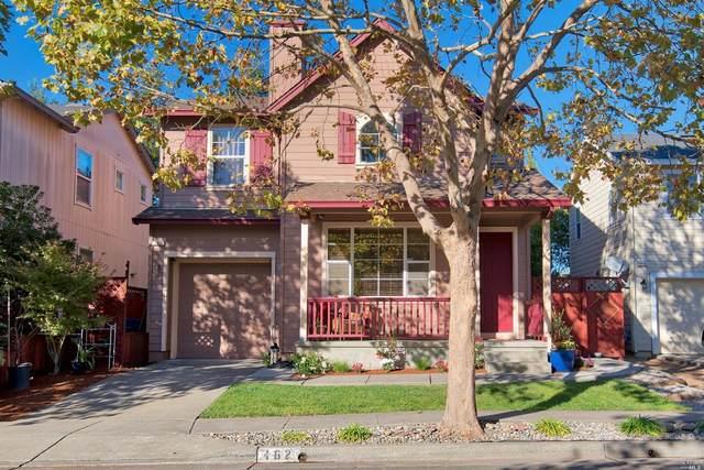 162 Hazelnut Lane, Santa Rosa, CA 95407 (#22027825) :: Hiraeth Homes