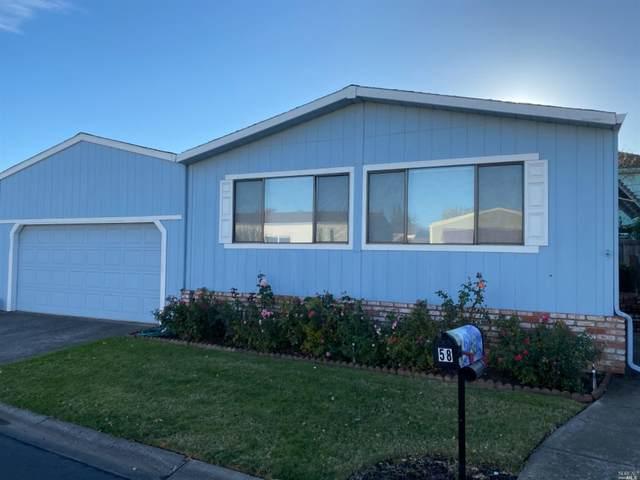 58 Falcon Crest Circle, Napa, CA 94558 (#22027828) :: W Real Estate | Luxury Team