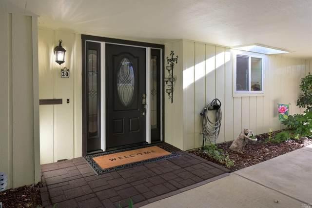 20 Meadowgreen Circle, Santa Rosa, CA 95409 (#22027854) :: Hiraeth Homes