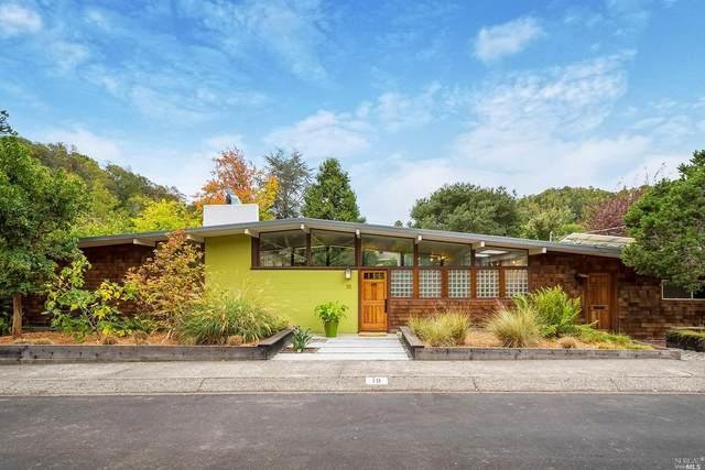 10 Gary Way, Fairfax, CA 94930 (#22027858) :: Hiraeth Homes
