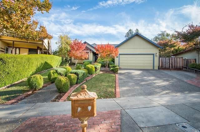 4877 Parktrail Drive, Santa Rosa, CA 95405 (#22027912) :: Golden Gate Sotheby's International Realty